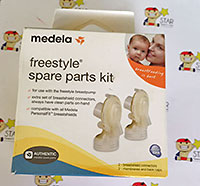 medela connector